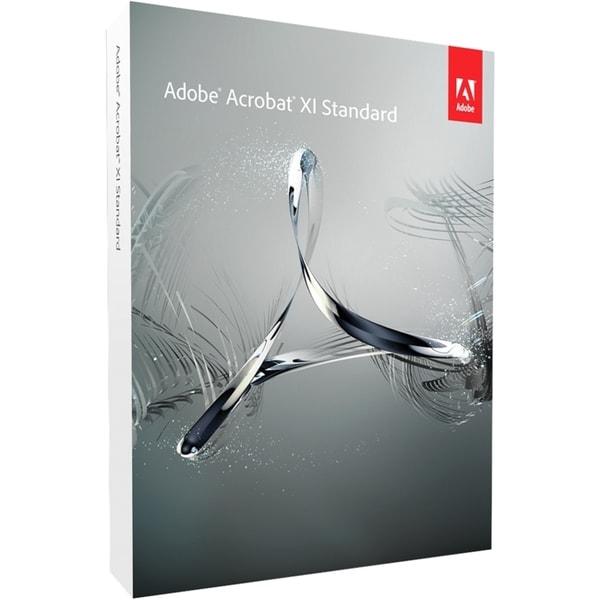 Adobe Acrobat v.XI Standard - Complete Product - 1 User