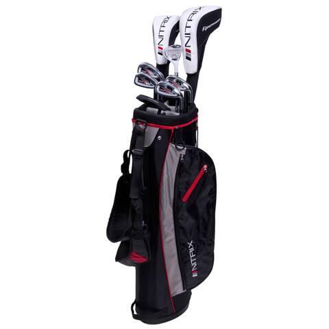 Pinemeadow Nitrix Pro Golf Set