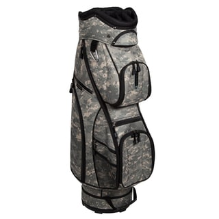 Pinemeadow Digital Camo Cart Bag