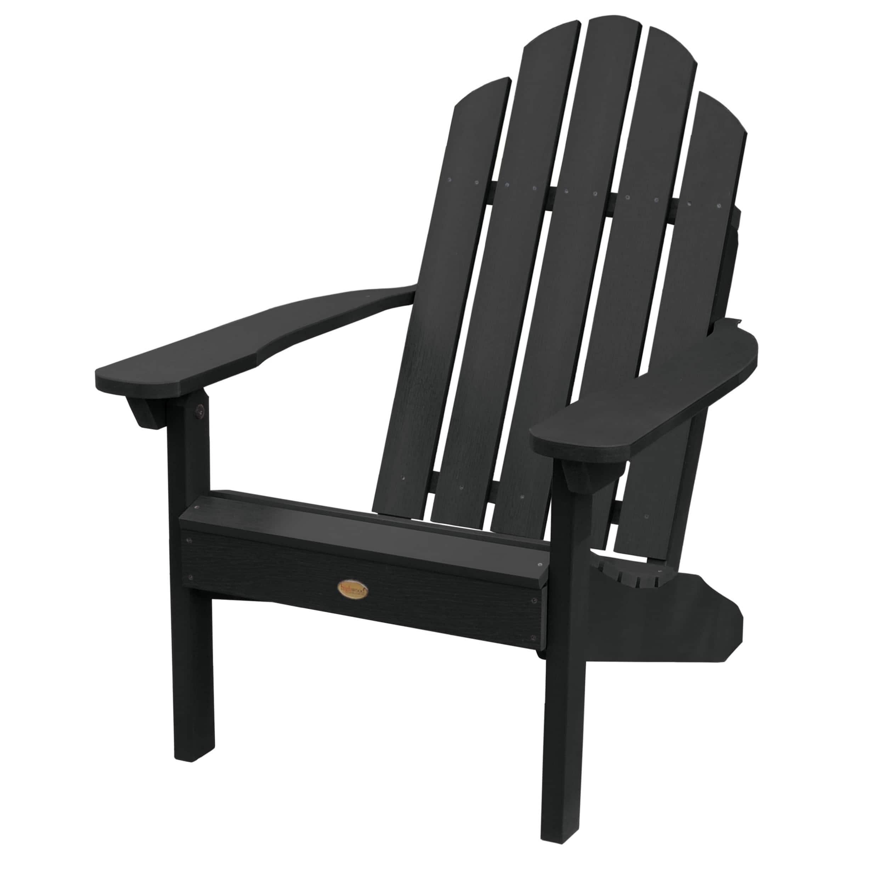 Highwood Eco-friendly Synthetic Wood Classic Westport Adirondack Beach Chair