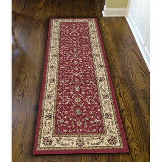 Admire Home Living Amalfi Flora Area Rug Runner (2'2 x 7'7) (3 options available)