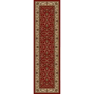 red rug runner | roselawnlutheran