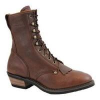 Men's AdTec 1173 Packer Boots 9in Brown