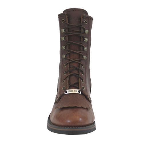 Men's AdTec 1174 Packer Boots 9in Steel Toe Brown - Thumbnail 2