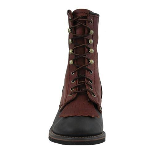 Men's AdTec 1179 Packer Boots 9in Chestnut/Dark Cherry
