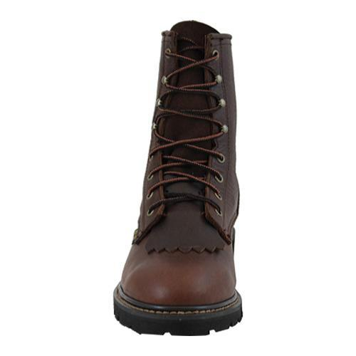 Men's AdTec 1180 Lacer Boots 9in Chestnut