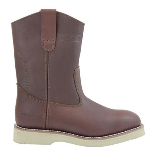 Men's AdTec 1310 Wellington Boots 10in Redwood - Thumbnail 1