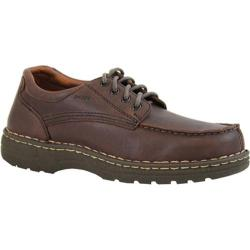 Men's AdTec 1411 Comfort Gold Casual Lace Up Brown - Thumbnail 0
