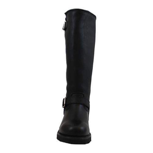 Men's AdTec 1443 Engineer Boots 16in Black
