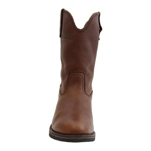 Men's AdTec 1552 Ranch Wellington Boots 11in Redteak