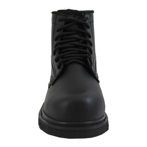 Men's AdTec 1587 Uniform Boots 6in Black - Thumbnail 2