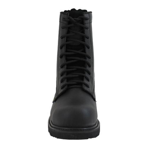 Men's AdTec 1588 Uniform Boots 8in Black - Thumbnail 2