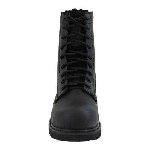Men's AdTec 1588 Uniform Boots 8in Black