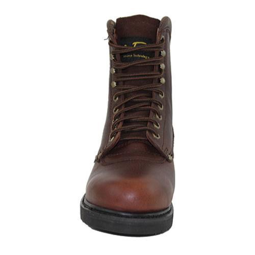 Men's AdTec 1623 Work Boots 8in Brown