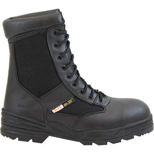 Men's AdTec 1966 Swat Boots 9in Black - Thumbnail 1