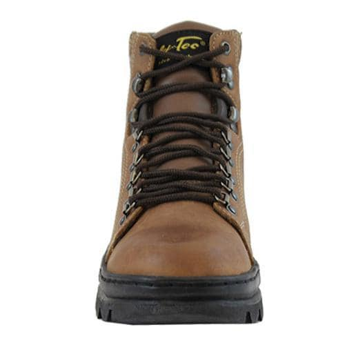 Men's AdTec 1987 Work Boots 6in Brown - Thumbnail 2