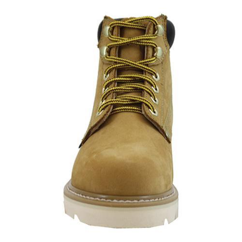 Women's AdTec 2983 Work Boots 6in Tan - Thumbnail 2