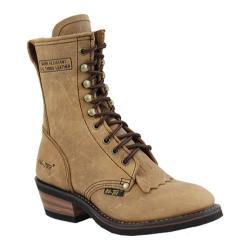 Women's AdTec 8224 Packer Boots 8in Brown