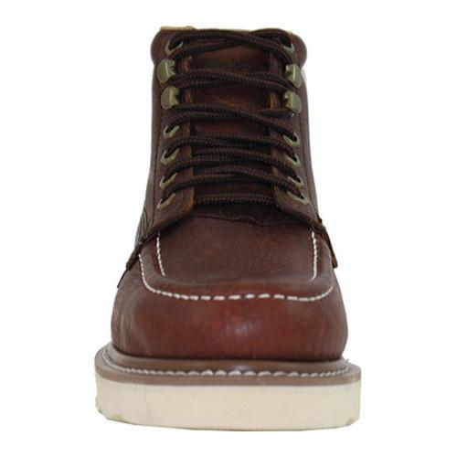 Men's AdTec 9238 Work Boots 6in Brown - Thumbnail 2