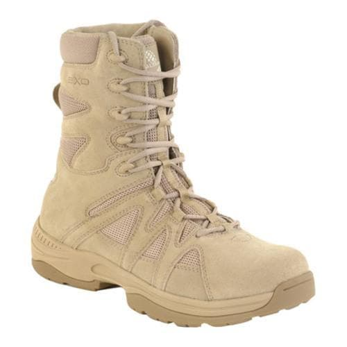 Men's Altama Footwear Desert 8in EXO Boot Tan Suede/Mesh