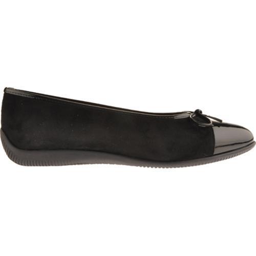 Women's Ara Bella 43716 Black Patent/Suede