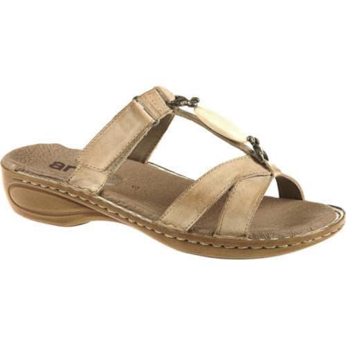 Women's Ara Heather 37271 Taupe Leather