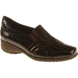 Women's Ara Lucy 40664 Brown Faux Snake Print