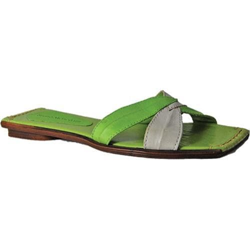 Women's Bruno Menegatti 11528 Lime