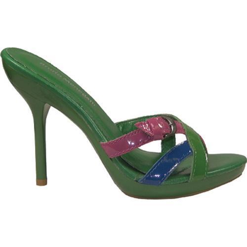 Women's Bruno Menegatti 26220 Multi Green