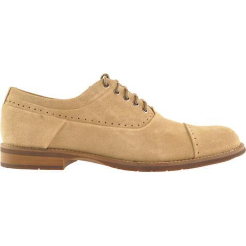 Men's Calvin Klein Mitchell New Khaki Suede - Thumbnail 1