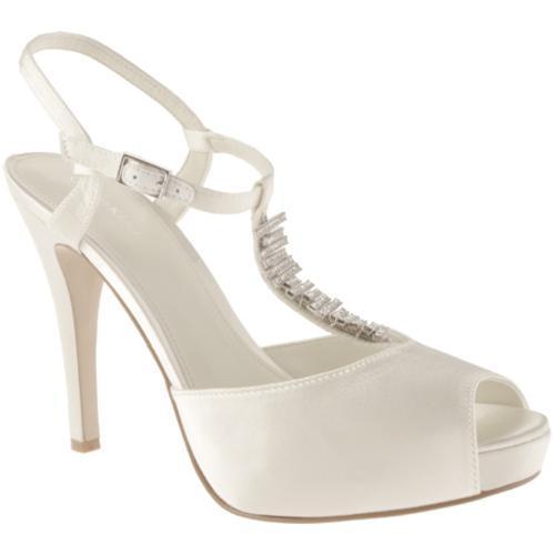 Women's Calvin Klein Pretty White Satin