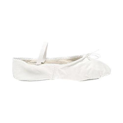 Capezio Dance 0 - Teknik Ballet A - 200 White