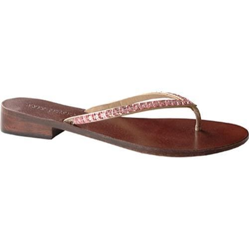 Women's Casual Barn CBS0021 Pink Ruby Leather