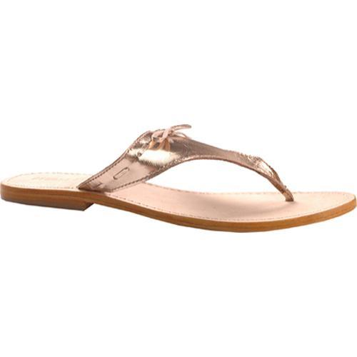 Women's Casual Barn L3376 Metallic Champagne Leather - Thumbnail 0