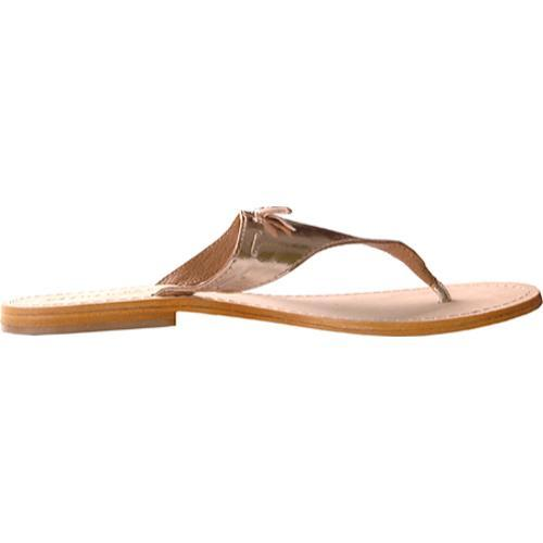 Women's Casual Barn L3376 Metallic Champagne Leather - Thumbnail 1