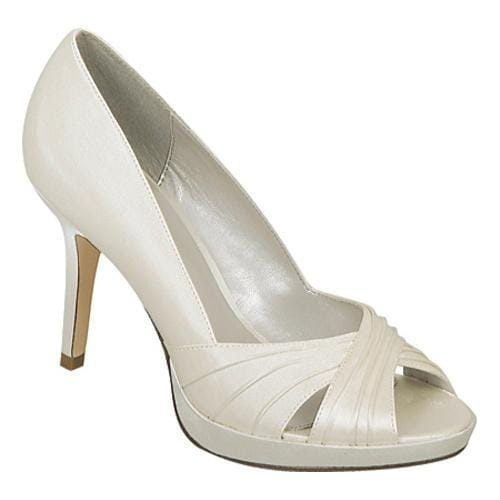 Women's Colorful Creations Celine Ivory Satin