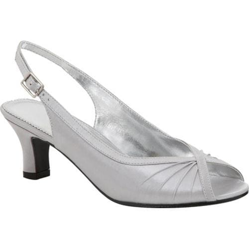 Women's Colorful Creations Dorothy Silver Satin - Thumbnail 0