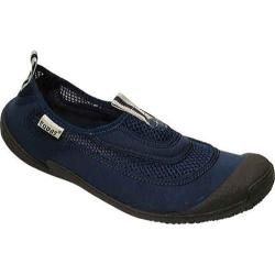 Men's Cudas Flatwater Navy Mesh/Stretch Neoprene