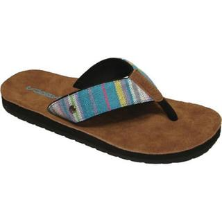 Women's Cudas Tango Blue Canvas