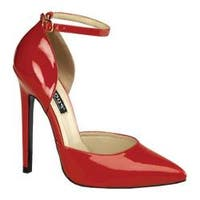 Women's Devious Sexy-21 Red Patent