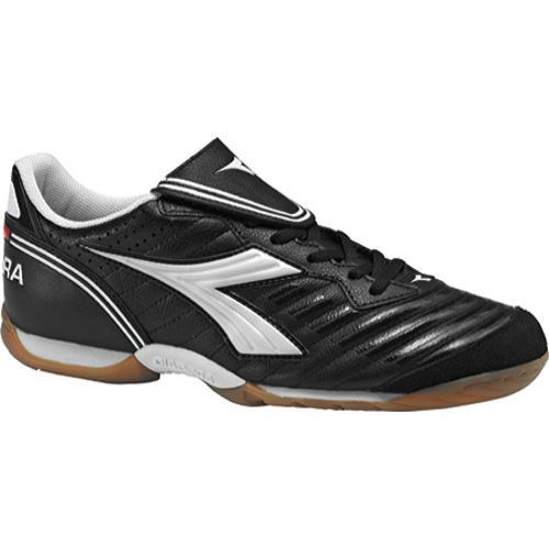 Men's Diadora Scudetto LT ID Black/White