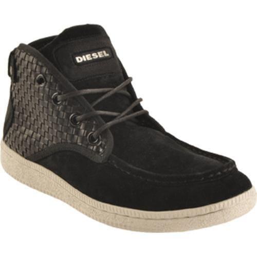 Men's Diesel Amnesia Spark Leather Black
