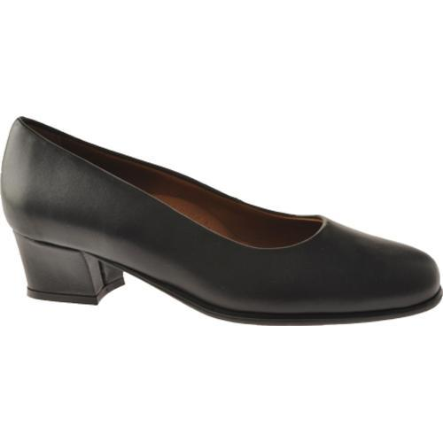 Women's FootThrills Midtown Black Leather
