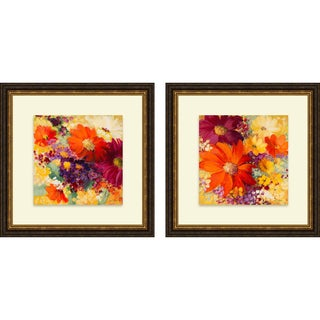 Lanie Loreth 'Love & Light I & II' Framed Print