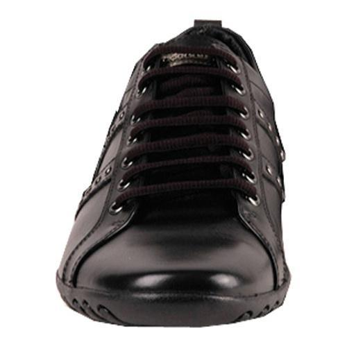 Men's GooDoo Sporty 002/003 Black Calf - Thumbnail 1