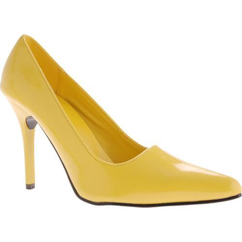 Women's Highest Heel Classic Yellow Patent