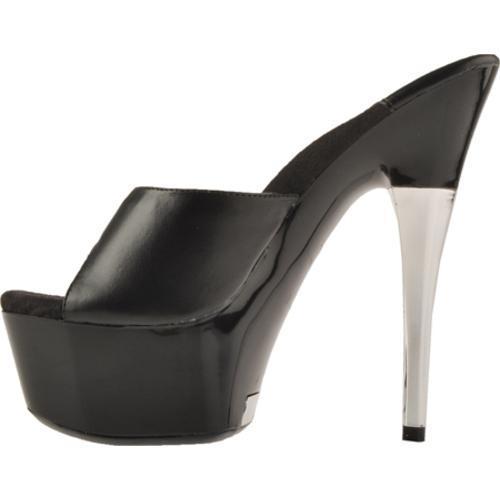 Women's Highest Heel Lover Black PU