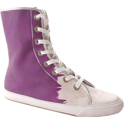 Women's Jessica Simpson Charlie Purple Rose/White/Berrie Tye Dye Leather