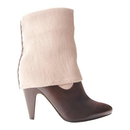 Women's Jessica Simpson Mazzey Rugged Brown/Shell Pull Up/Tight Cable Knit - Thumbnail 1