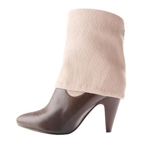 Women's Jessica Simpson Mazzey Rugged Brown/Shell Pull Up/Tight Cable Knit - Thumbnail 2